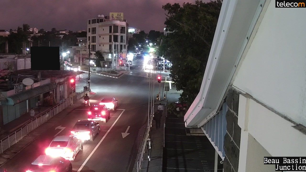 Traffic watch - Portail my t mobile – ile Maurice